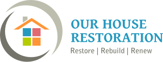 Our House Restoration Logo