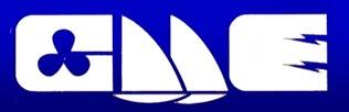 Custom Marine Electronics Logo