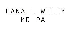 Dana L Wiley, MD PA Logo