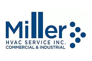 Miller HVAC Service Logo