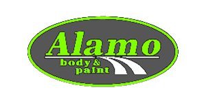 Alamo Body & Paint Logo