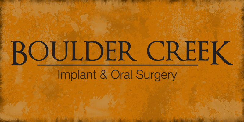 Boulder Creek Implant and Oral Surgery Logo
