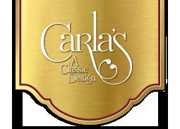 Carla's A Classic Design Logo