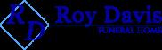 Roy Davis Funeral Home Logo