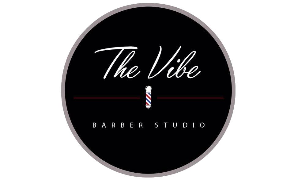 The Vibe Barber Studio Logo
