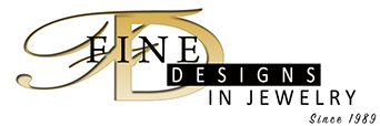 Fine Designs In Jewelry Logo