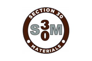 Section 30 Materials Logo