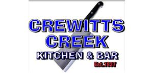Crewitts Creek Kitchen & Bar Logo