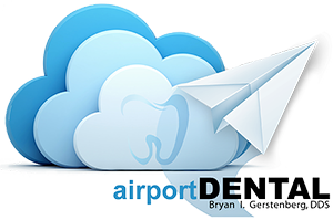 Airport Dental Logo