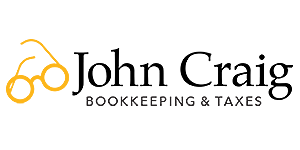 John Craig Bookkeeping and Tax Preparation Logo