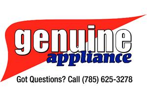 Genuine Appliance Center Logo