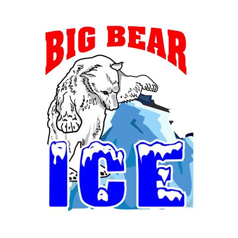 Big Bear Ice Logo