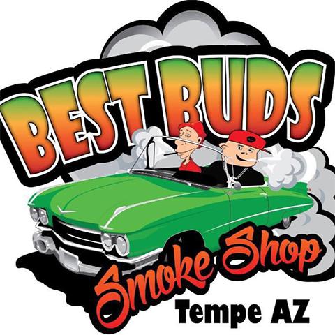 Best Buds Smoke Shop Logo