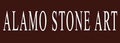 Alamo Stone Art Countertops & Cabinets Logo