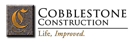 Cobblestone Construction Logo