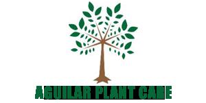 Aguilar Plant Care Logo