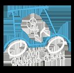 Custom Cruisin Carts Logo