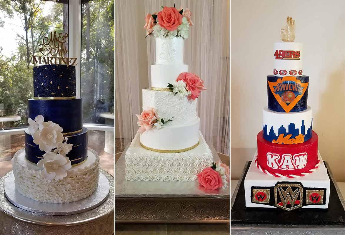 Wedding Cake Houston TX Wedding Cake Near Me Wedding Cakes By