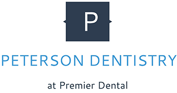 Peterson Dentistry at Premier Dental Logo