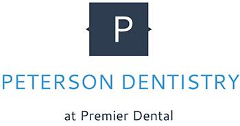 Peterson Dentistry at Premier Dental Logo
