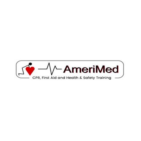 AmeriMed CPR Training Logo