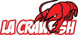 LA Crawfish Logo