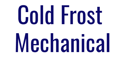 Cold Frost Mechanical Logo