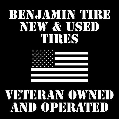Benjamin Tire Logo