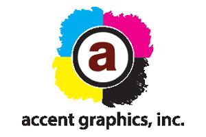 Accent Graphics, Inc. Logo