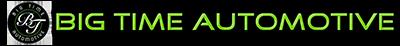 Big Time Automotive Broker Logo