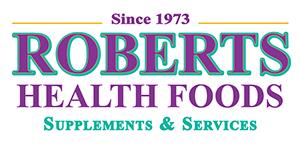 Roberts Health Foods Logo