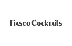Fiasco Cocktails & Sports Bar Logo