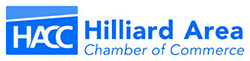Hilliard Area Chamber of Commerce Badge