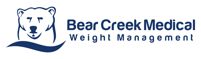 Bear Creek Medical Weight Loss Logo