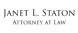 Janet L. Staton,  Attorney at Law Logo