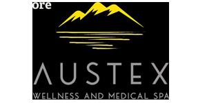 AUSTEX Wellness and Medical Spa Logo