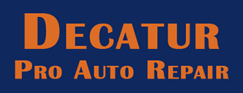 Decatur Pro Auto Repair Logo