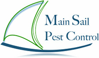 Main Sail Pest Control Logo