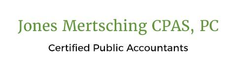 Jones Mertsching CPAS, PC Logo