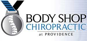 Body Shop Chiropractic Logo