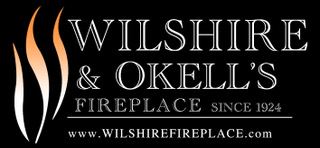 Wilshire and Okell's Fireplace Logo