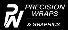 Precision Wraps and Graphics Logo