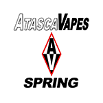 AtascaVapes - Spring Logo