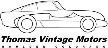 Thomas Vintage Motors Logo