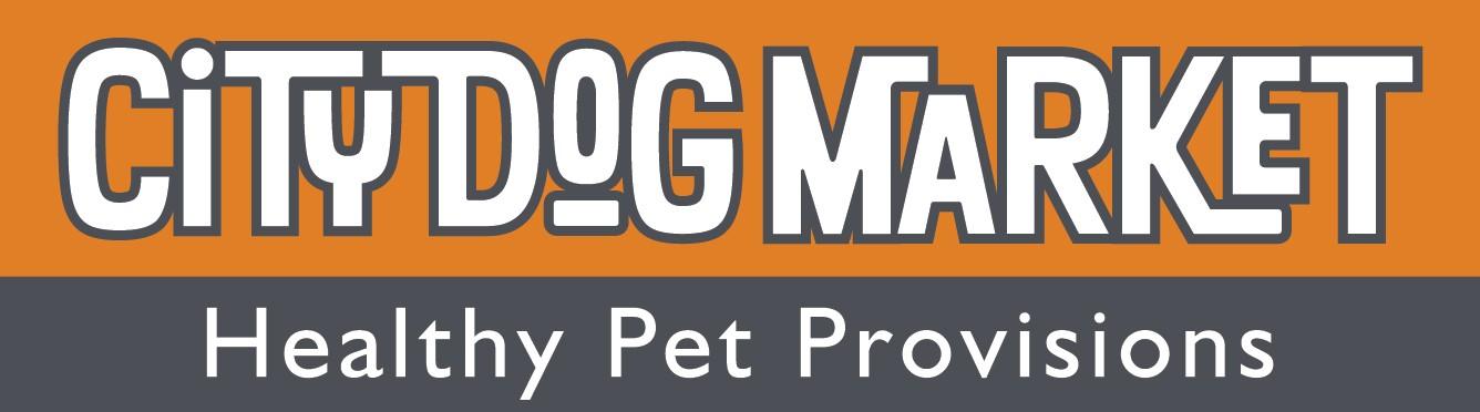 City Dog Market Logo