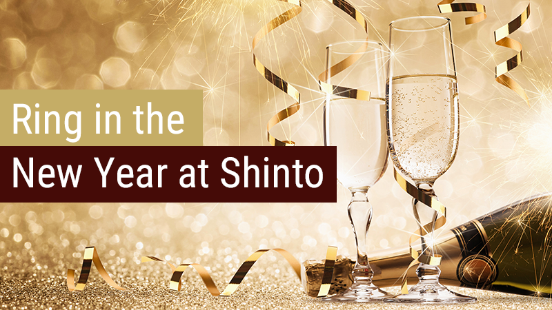 Ring in the New Year at Shinto