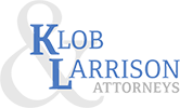 Klob & Larrison Attorneys Logo