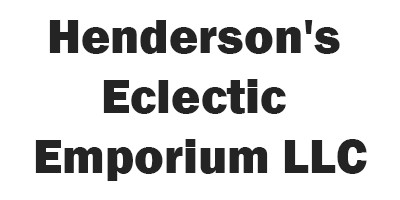 Henderson's Eclectic Emporium LLC Logo