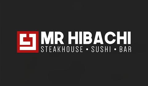 Mr. Hibachi Logo