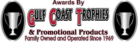 Awards By Gulf Coast Trophies Logo